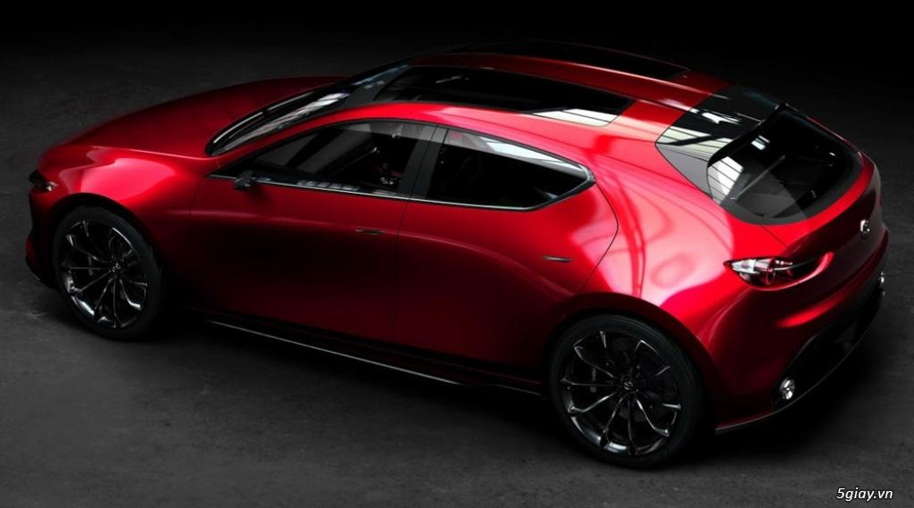 Mazda 3 thế hệ mới ra mắt tháng 11 - 6