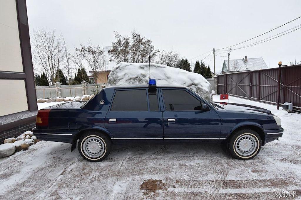 """""""Xe công vụ"""" Nga Moskvich Ivan Kalita đắt ngang Mercedes S-Class đời mới - 4"""