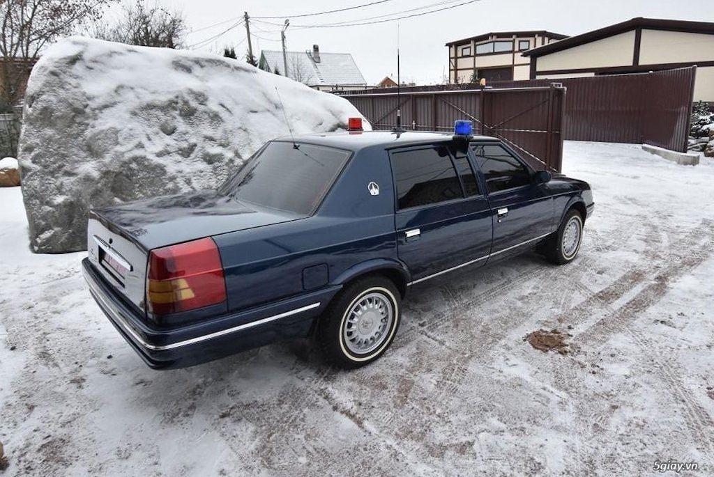 """""""Xe công vụ"""" Nga Moskvich Ivan Kalita đắt ngang Mercedes S-Class đời mới - 2"""