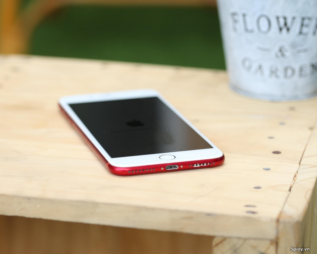 Bán Iphone 7 Plus Product Red 128Gb (đỏ) - 3