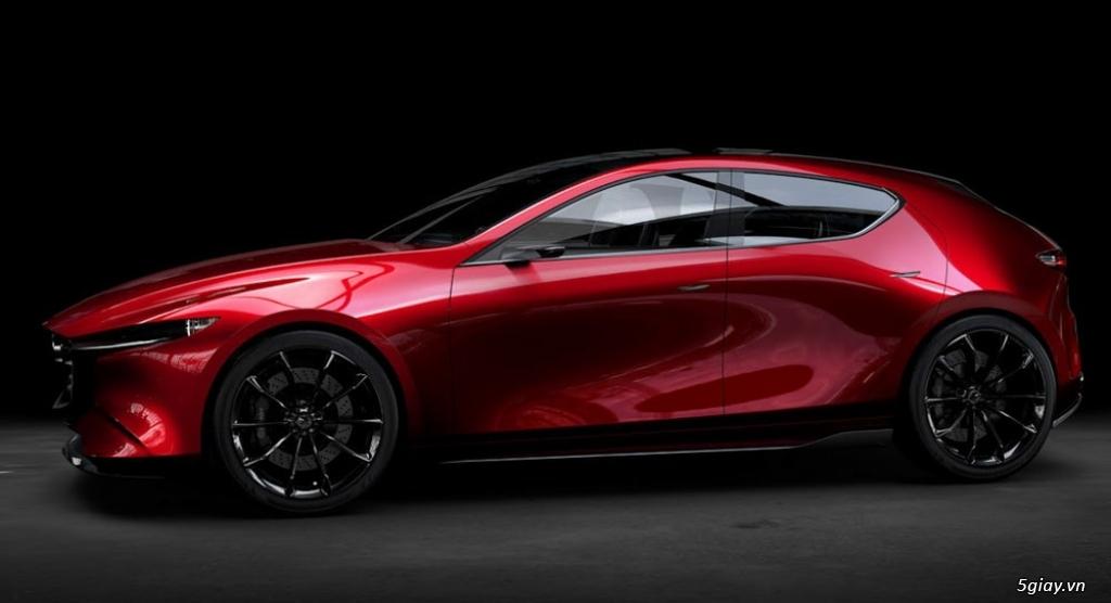 Mazda 3 thế hệ mới ra mắt tháng 11 - 5