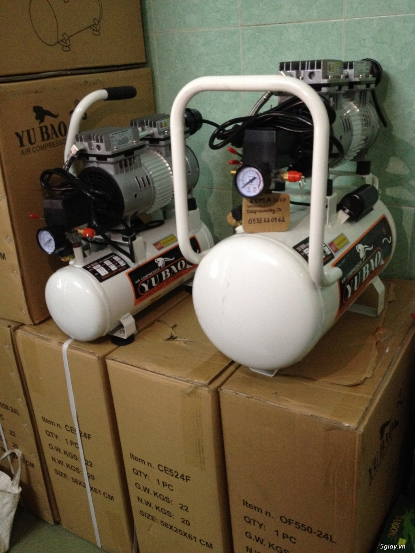 Máy bơm hơi, máy nén khí mini chính hãng nhập khẩu cần bán - 1