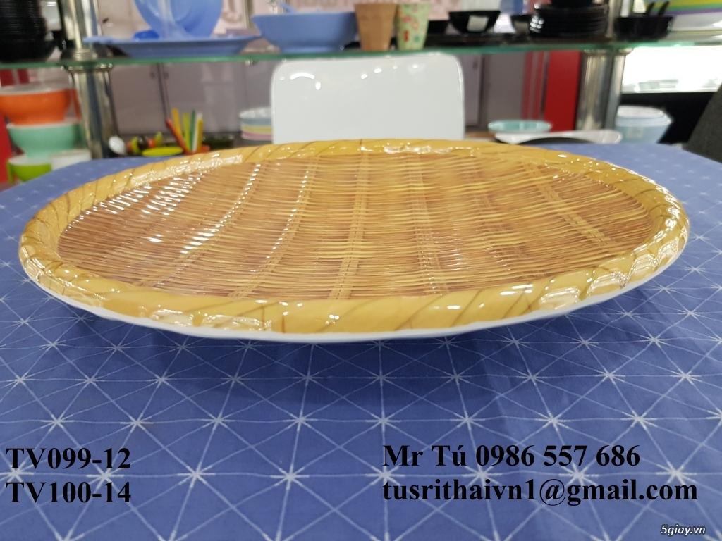 Tô chén dĩa nhựa  Superware Thái lan .Đồ dùng bếp cho nhà hàng kháchạn - 4
