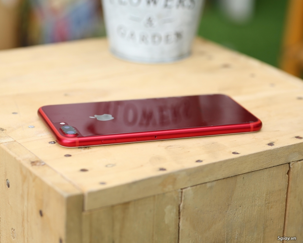 Bán Iphone 7 Plus Product Red 128Gb (đỏ) - 2