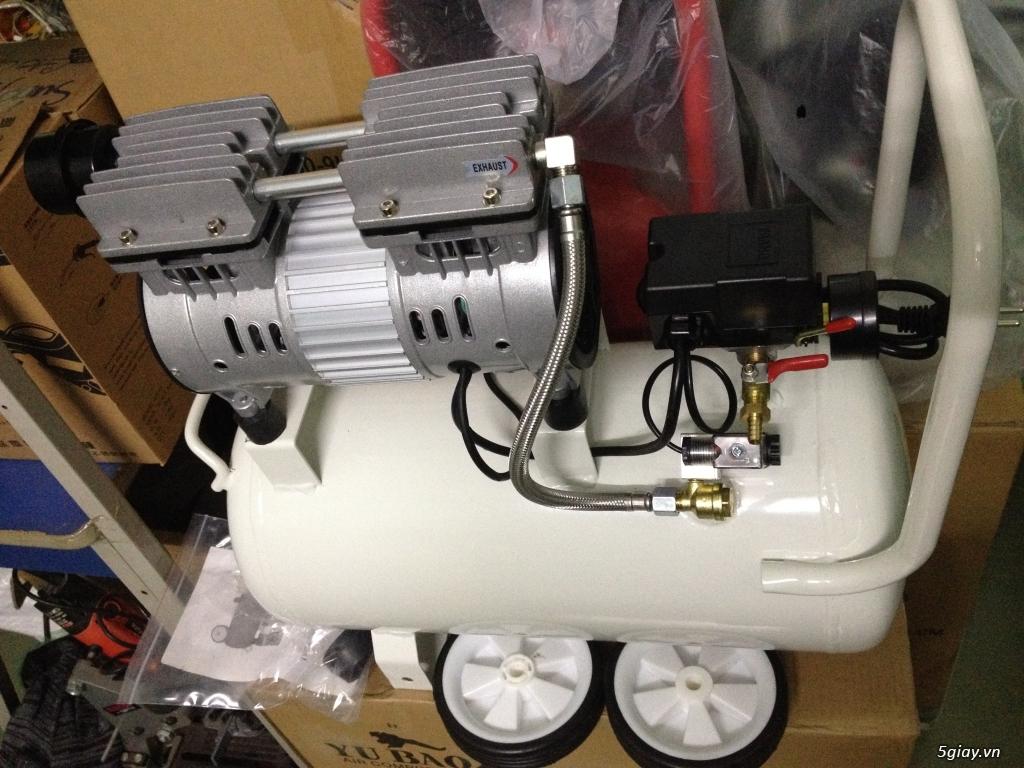 Máy bơm hơi, máy nén khí mini chính hãng nhập khẩu cần bán - 6