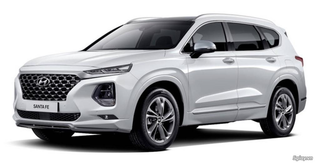 Hyundai Santa Fe Inspiration phiên bản đặc biệt trình làng