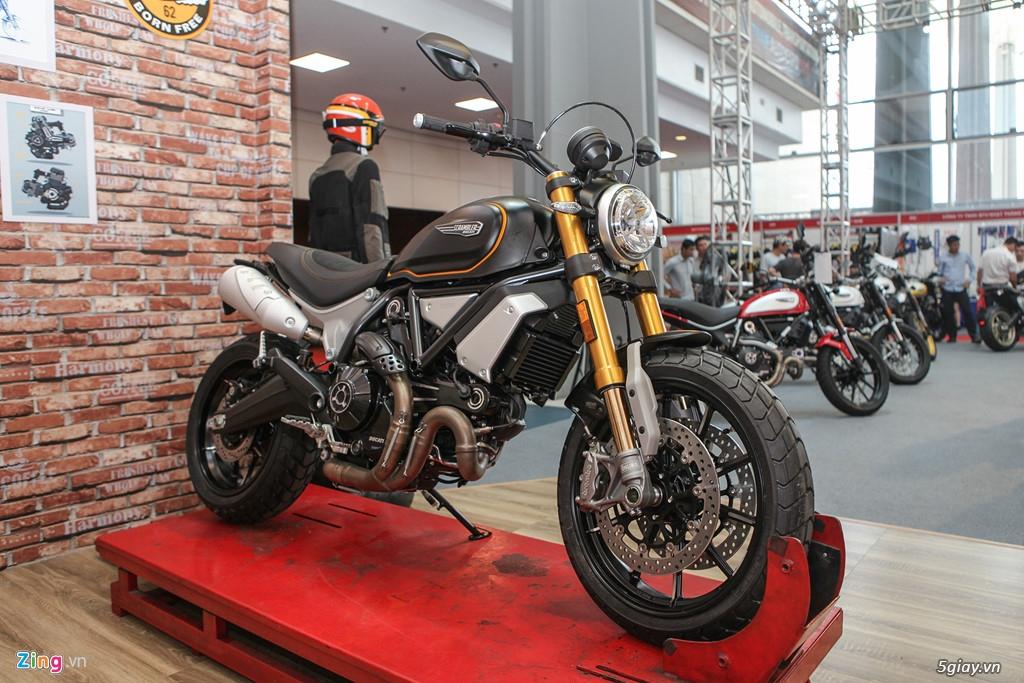 Ducati Scrambler Sport 1100 giá 505 triệu đồng tại VN - 7
