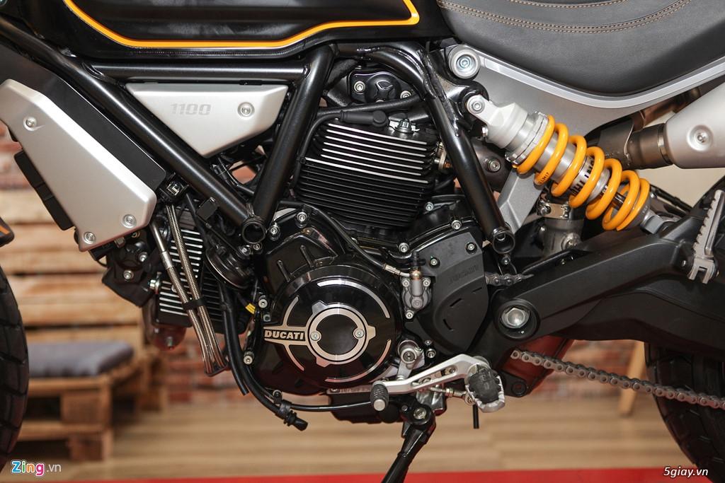 Ducati Scrambler Sport 1100 giá 505 triệu đồng tại VN - 6