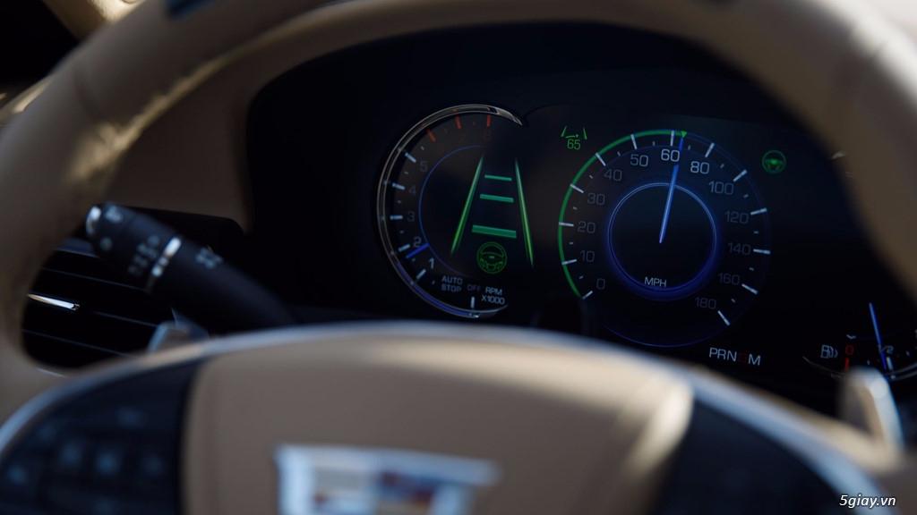 Công nghệ giúp tài xế ngồi chơi suốt 2.000 km không cần ôm vô-lăng - 4