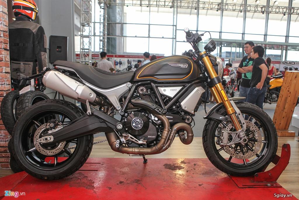 Ducati Scrambler Sport 1100 giá 505 triệu đồng tại VN - 5