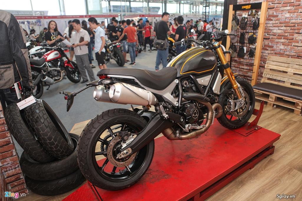 Ducati Scrambler Sport 1100 giá 505 triệu đồng tại VN - 2