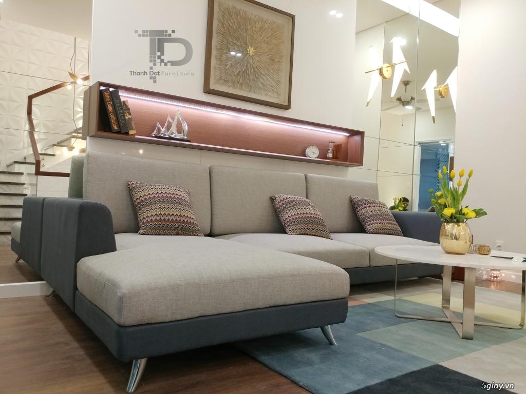 Thiết kế thi công hoàn thiện  , sản xuất SOFA - đồ gỗ nội thất ACRYLIC CAO CẤP giá tận GỐC - 40