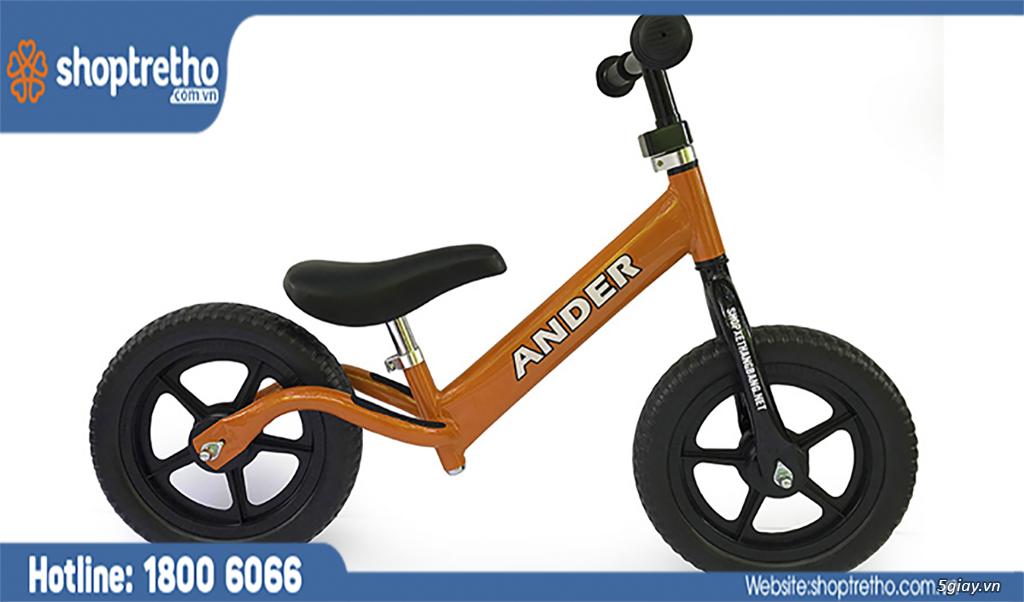 Xe cân bằng Ander (18M+) - 9