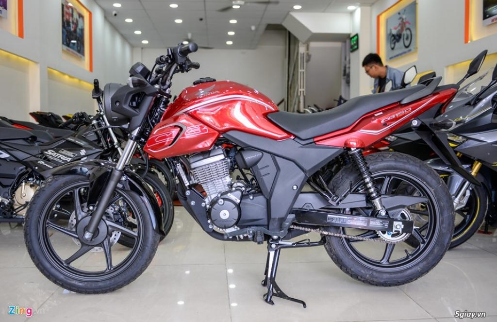Honda CB150 Verza về Việt Nam - 1