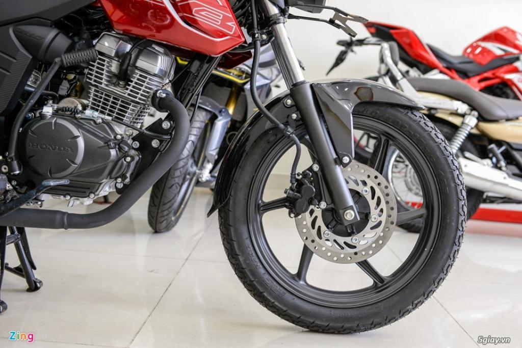 Honda CB150 Verza về Việt Nam - 4