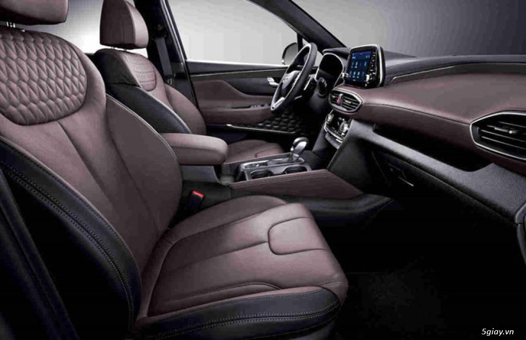 Hyundai Santa Fe Inspiration phiên bản đặc biệt trình làng - 1