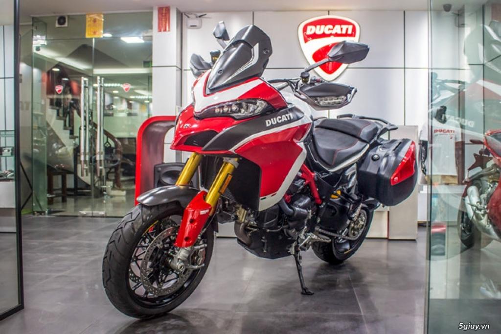 Ducati V4 Sport chính hãng giá hơn 900 triệu đồng tại VN - 1