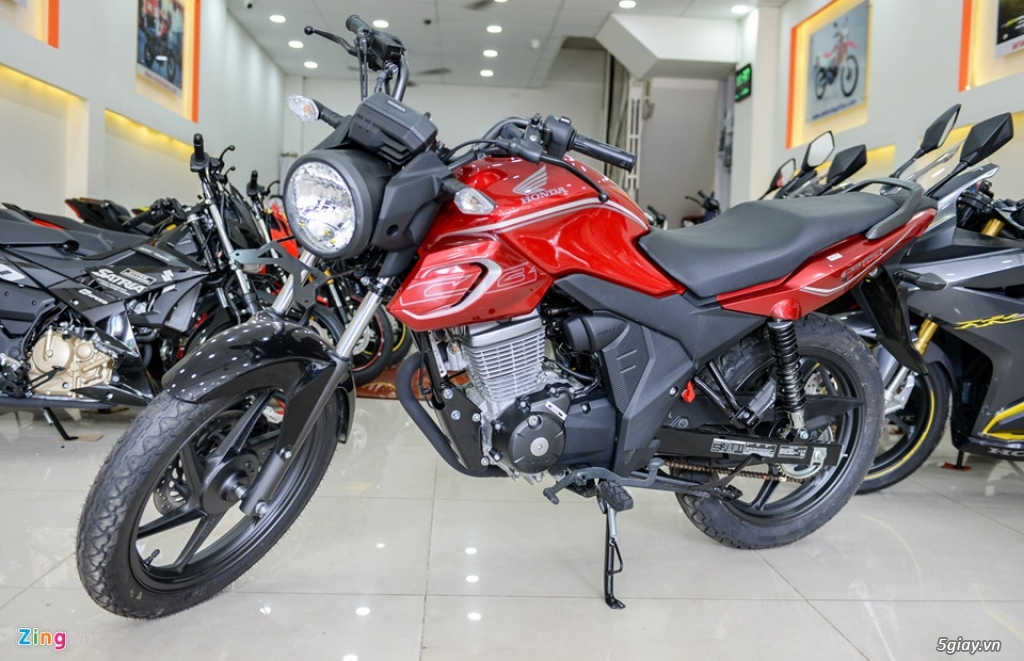 Honda CB150 Verza về Việt Nam