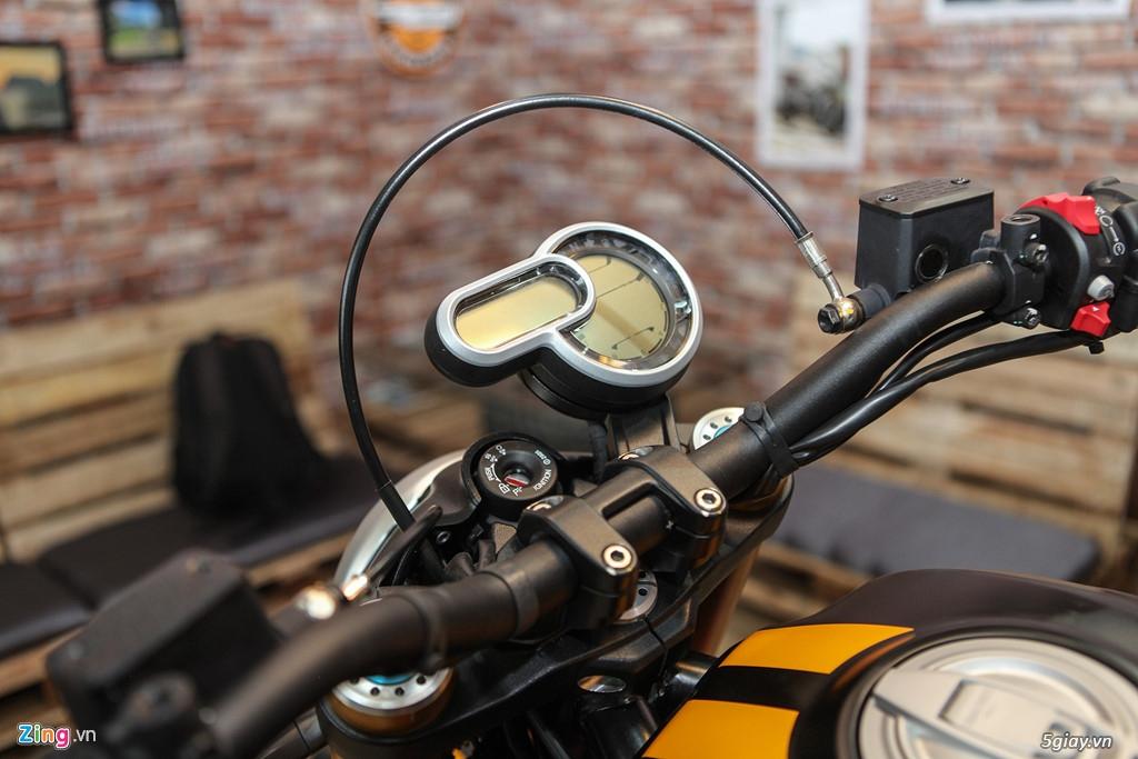 Ducati Scrambler Sport 1100 giá 505 triệu đồng tại VN - 3