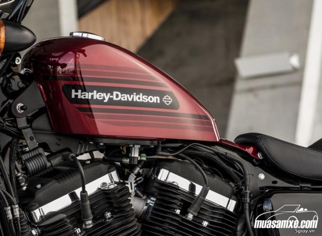 Harley Davidson ra mắt 2 mẫu Sportster 1200cc mới - 3