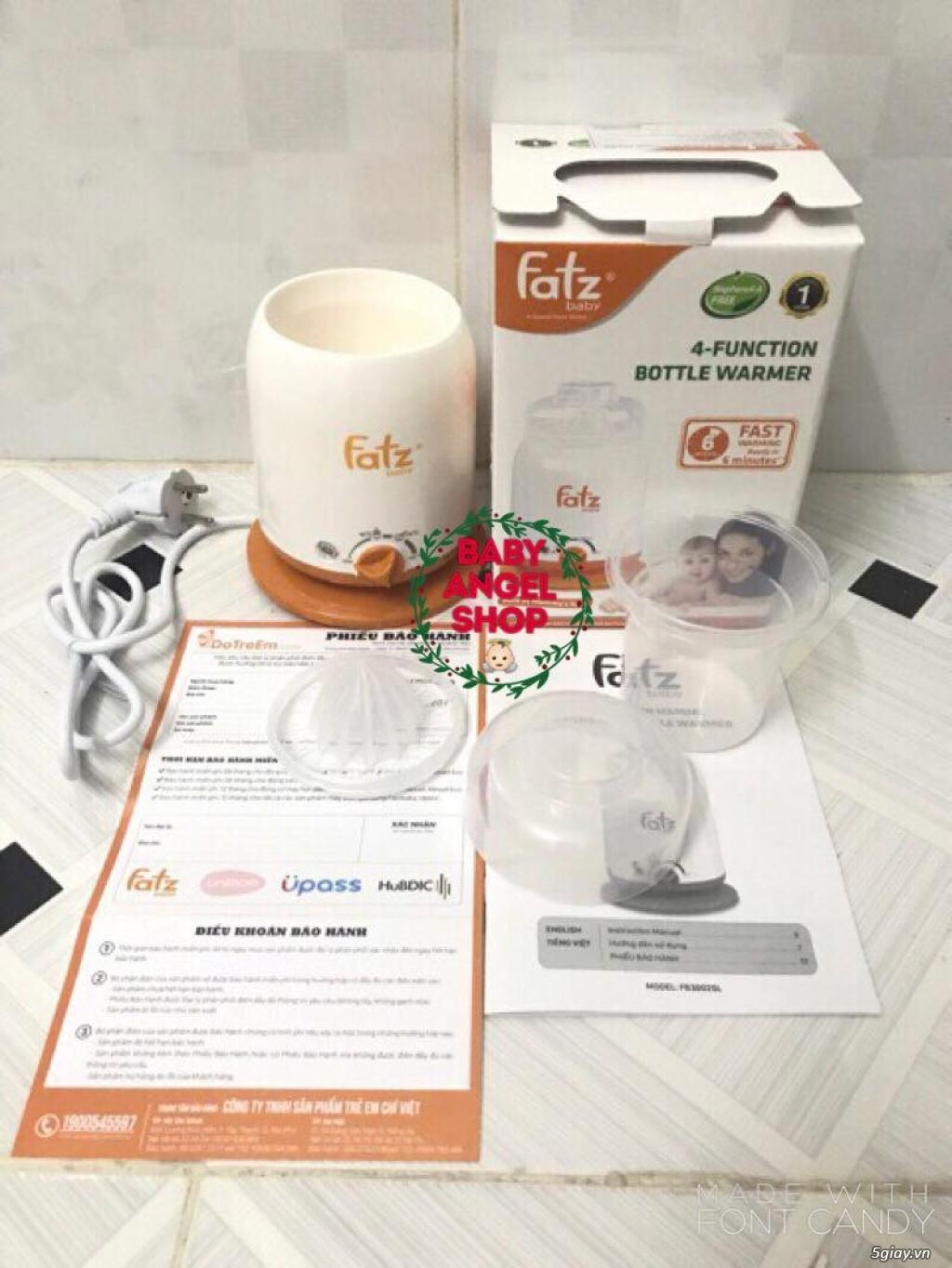 Máy hâm sữa Fatz Baby Hàn Quốc mới 100% giá rẻ - 3