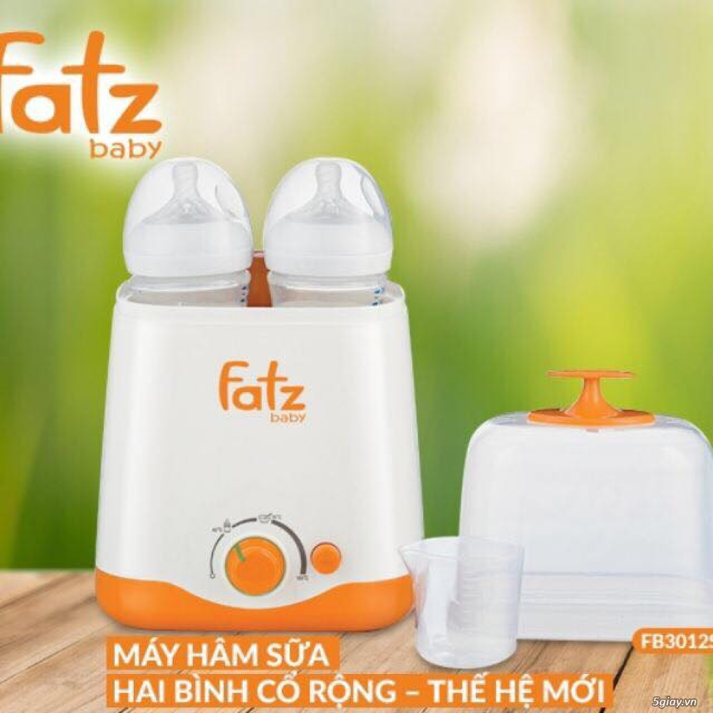 Máy hâm sữa Fatz Baby Hàn Quốc mới 100% giá rẻ - 8