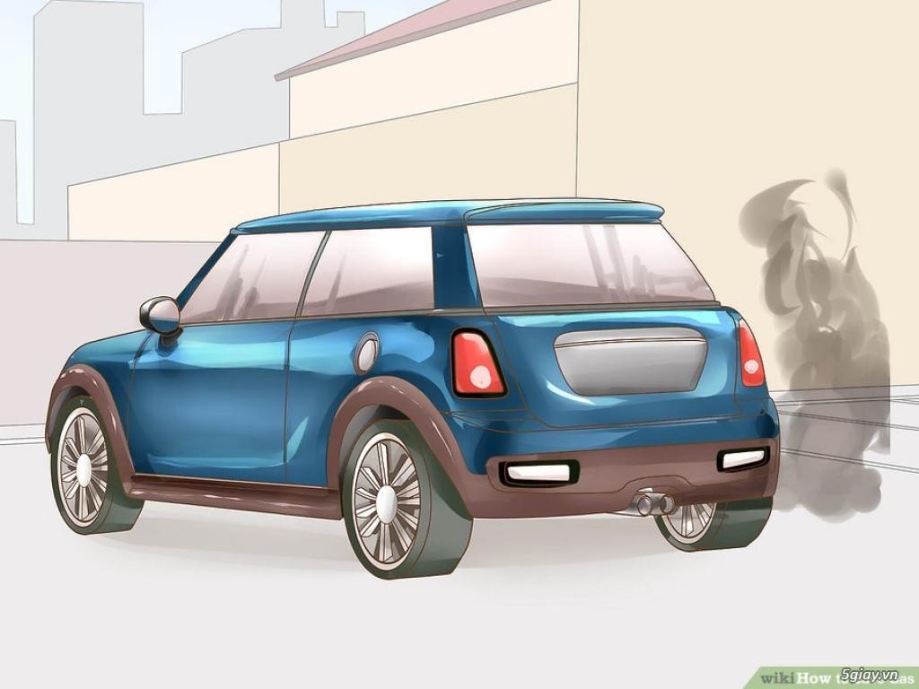 Những cách đơn giản giúp xe tiết kiệm nhiên liệu - 5
