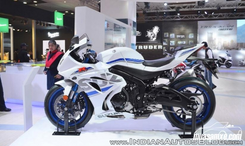 Đánh giá xe Suzuki GSX-R1000R 2018: Sự lột xác hoàn hảo - 1