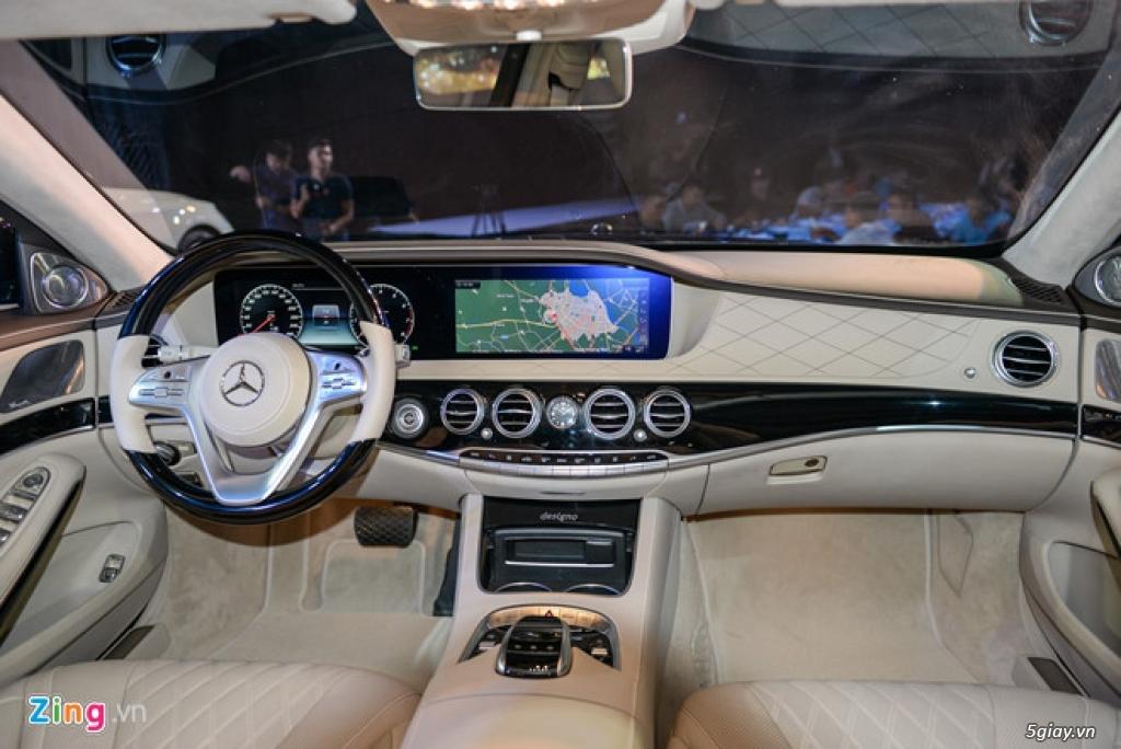 Mercedes S-Class 2018 ra mắt ở VN - 1