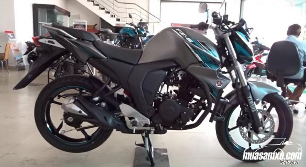 Thông số kỹ thuật Yamaha FZ-S V2 2018 - 1