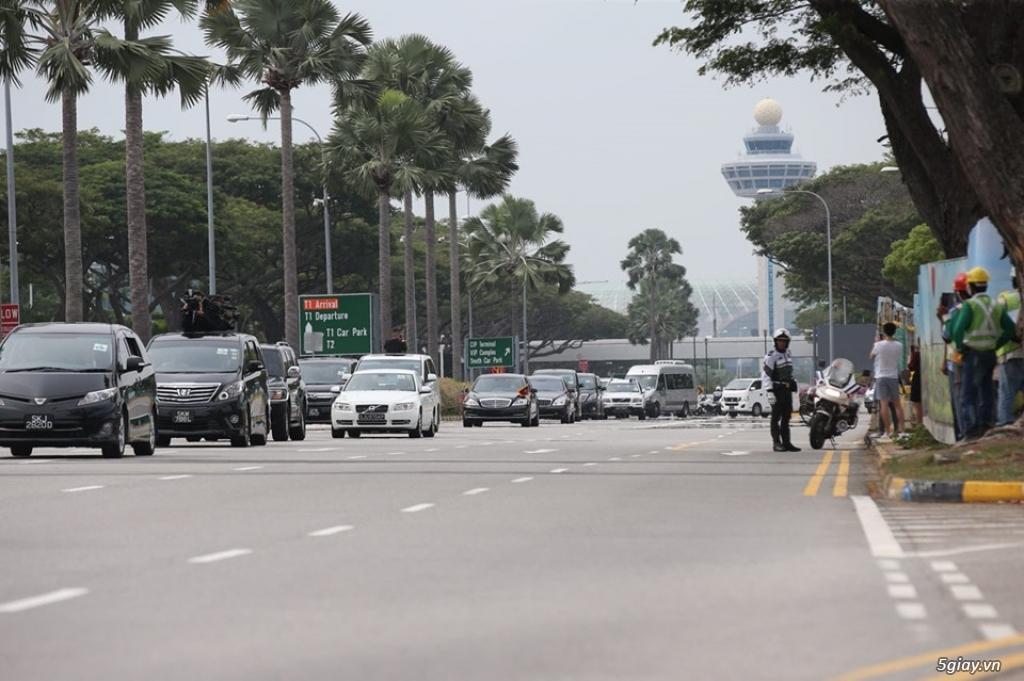 Đoàn xe hộ tống ông Kim Jong Un gồm những xe gì?