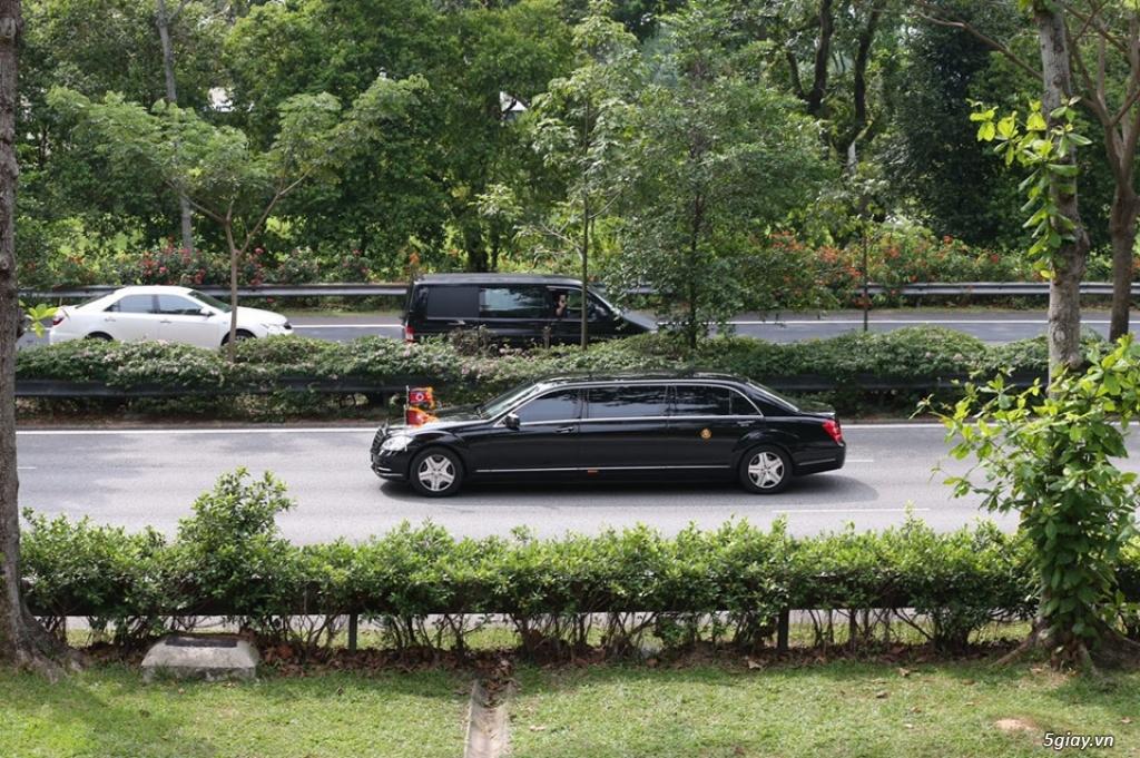 Đoàn xe hộ tống ông Kim Jong Un gồm những xe gì? - 6