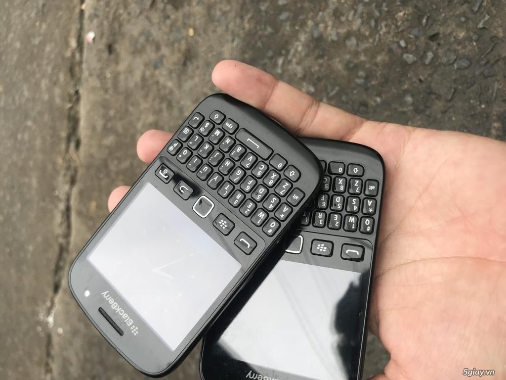 Về BlackBerry 9720 đẹp 97% nguyen zin, Bảo hành 3 tháng - 3