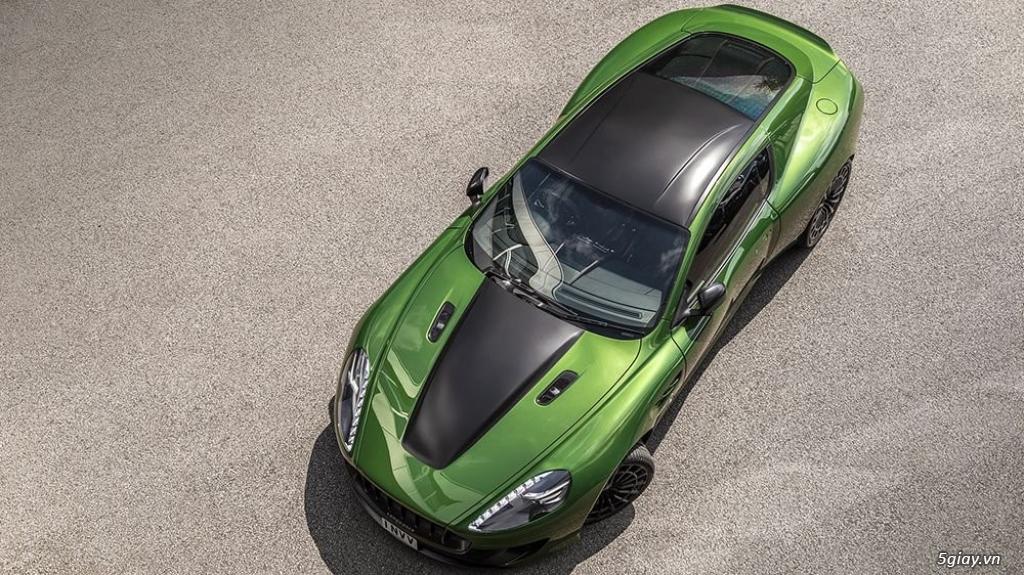 Bản độ Aston Martin lấy cảm hứng từ Người khổng lồ xanh - 3