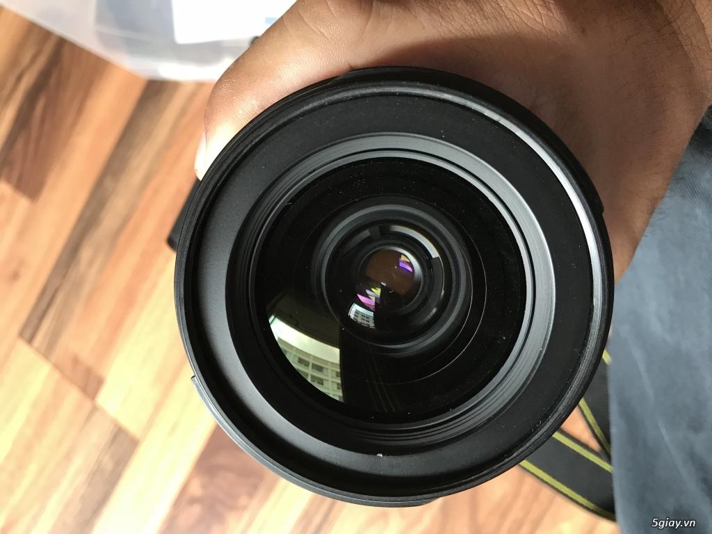 Bán Nikon D7000, Nikkor 17-55 1:2.8G ED, Flash SB900 - 4