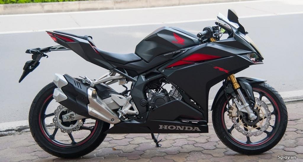 Đánh giá Honda CBR250RR 2018 - 5