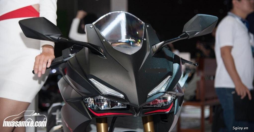 Đánh giá Honda CBR250RR 2018 - 4