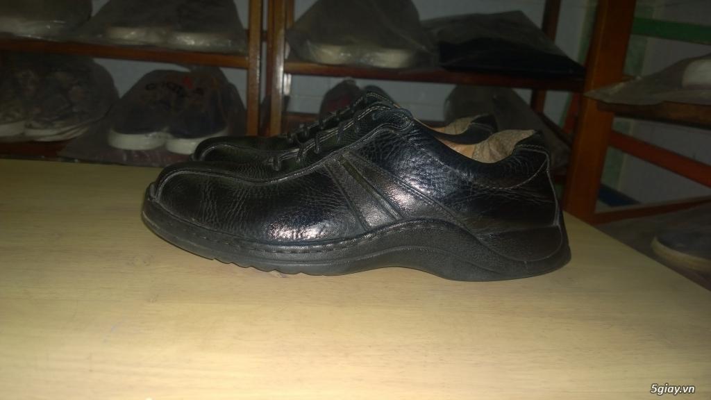 XẢ lô hàng chuyên giầy xuất khẩu tồn kho - 44