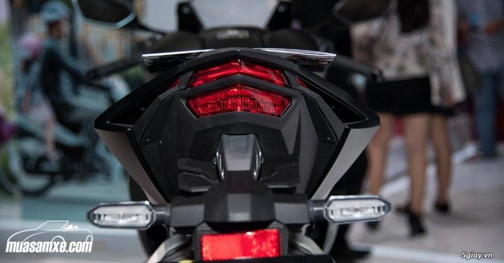 Đánh giá Honda CBR250RR 2018 - 7