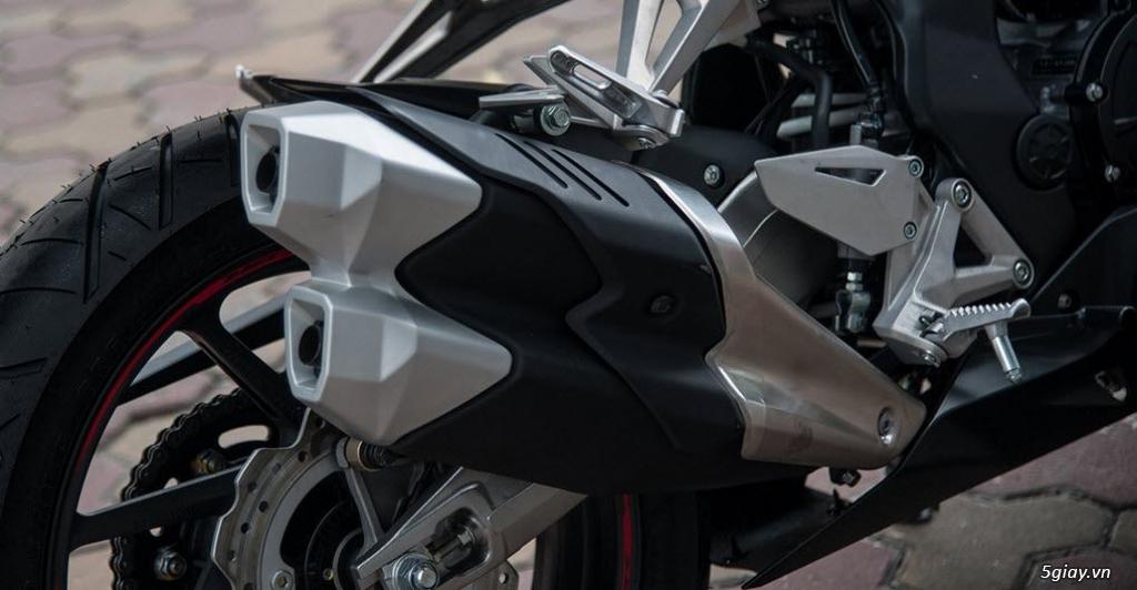 Đánh giá Honda CBR250RR 2018 - 1