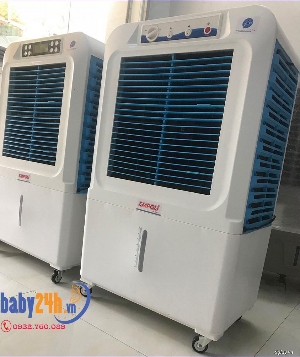 Máy quạt điều hoà làm mát Empoli EM-50R Inverter Giá rẻ chính hãng