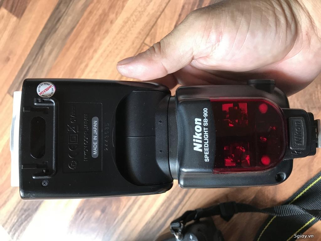 Bán Nikon D7000, Nikkor 17-55 1:2.8G ED, Flash SB900 - 5