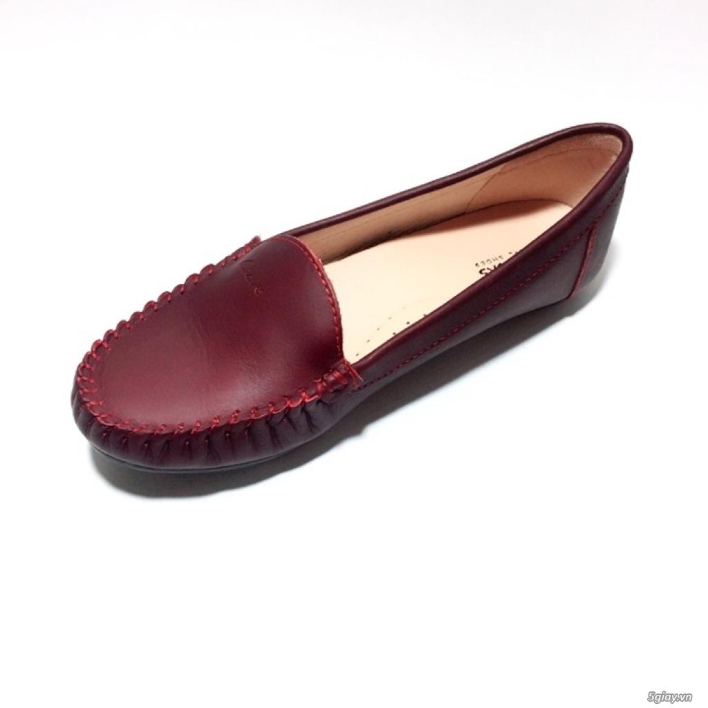 Giày mọi nữ, da mềm êm chân giá rẻ - 2