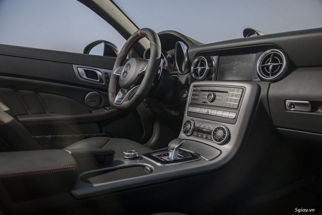 Mercedes-AMG SLC 43 2019 nâng cấp sức mạnh - 3