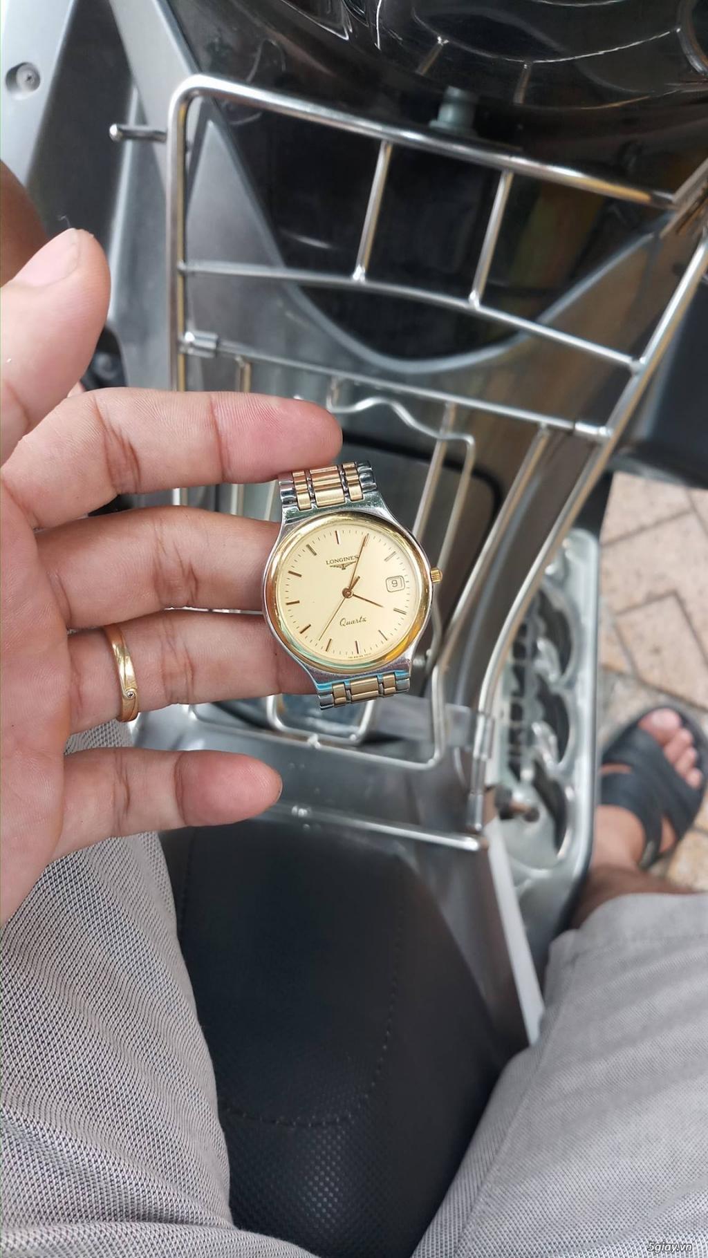 Đồng hồ Longines (size 30 dành cho nữ) - 2