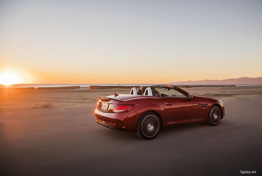Mercedes-AMG SLC 43 2019 nâng cấp sức mạnh - 1