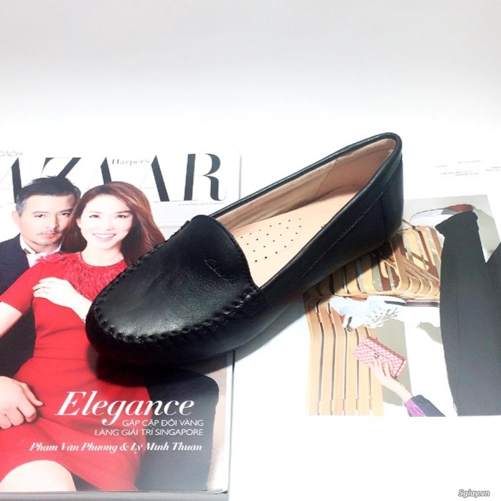 Giày mọi nữ, da mềm êm chân giá rẻ
