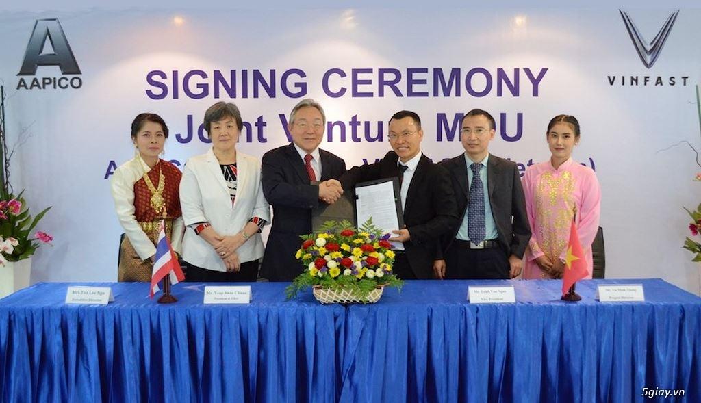 Xe Vinfast sẽ sử dụng hoàn toàn thân vỏ sản xuất tại Việt Nam