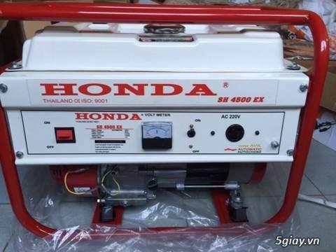 www.mangraovat.com: Địa chỉ bán máy phát điện Honda 3kw tại Hà Nội