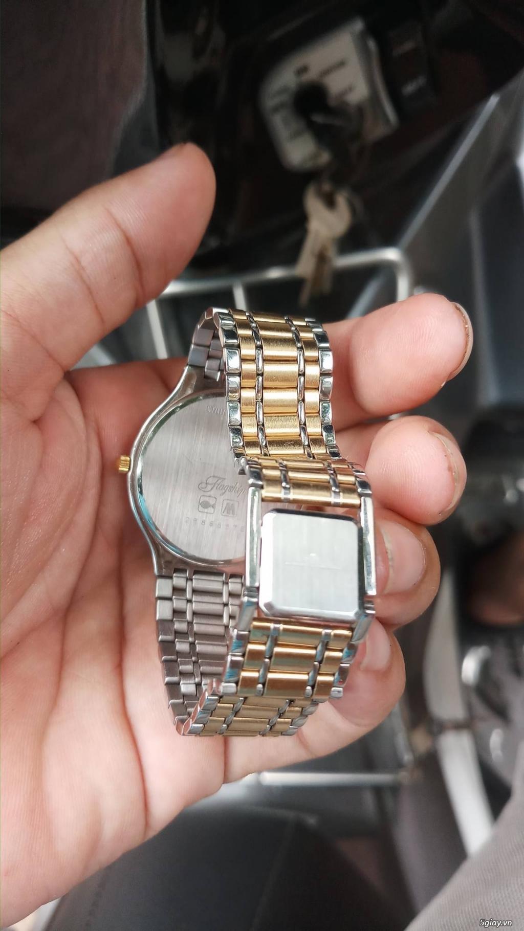 Đồng hồ Longines (size 30 dành cho nữ) - 4